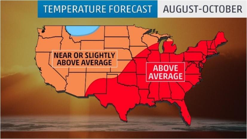 3 month forecast 2016