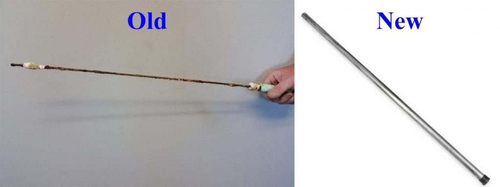 Anode Before After