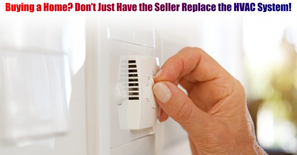 Buying a Home Don't Have Seller Replace HVAC 1200 x 628