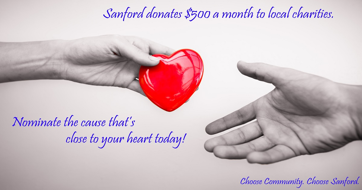 Heart of Charity