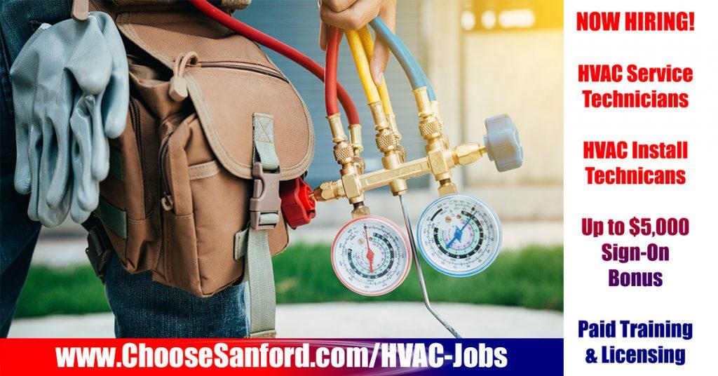 HVAC Jobs HVAC Service Technician Jobs HVAC Installer Jobs