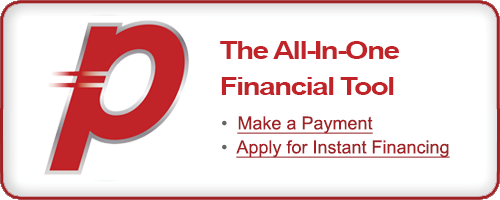 Payzer Financing Options Button